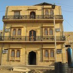 Back Part Of Hotel Roop Mahal.