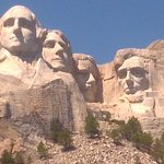 mount rushmore loved it