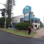 Foto de The Beach Motel Hervey Bay