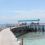 Foto van Derawan Dive Resort