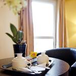 superior room with tea and coffee facilities