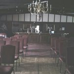 the Tudor room with a bar