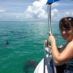 Me and the dolphins by the Amazing Grace