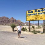 Far Flung Sign