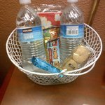 Free goody basket