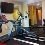 Fitness Center Country Inn & Suites Eagan