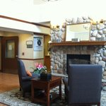 Lobby Country Inn & Suites Eagan MN