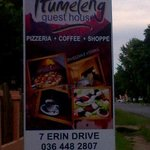 sign board @ itumeleng