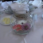 More Table Setting