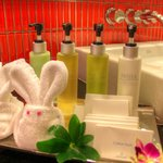 Deluxe Room - Bathroom Amenities