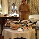 Room Service Galore!