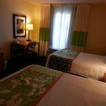 Fairfield Inn & Suites McAllen Airport resmi