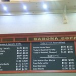 Barona Coffee Company