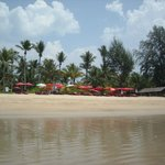 Foto de The Andamania Beach Resort