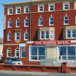 The Boston Hotel Blackpool