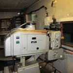 The Last 35mm projector in Cornwall
