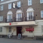 Φωτογραφία: Ramada Loughborough Hotel