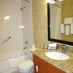 Bathroom with Granite