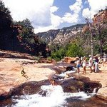 Sedona's Slide Rock