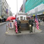 Checkpoint Charlie with Actors !