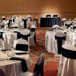 Evergreen Ballroom - Wedding Reception