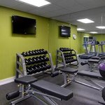 Fitness Center – Free Weights