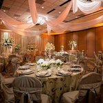 Grand Ballroom – Wedding Reception