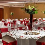 Cheshire Suite Wedding