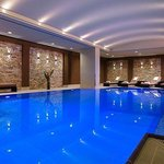 Indoor Pool & Wellness Area