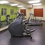 Country Inn Norman Oklahoma Fitness Center