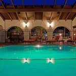 Out Door Salt Water Heated Pool