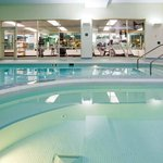 Energize your travels in our 24-hour pool & whirlpool.