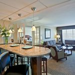 Presidential Suite: Crowne Plaza Portland Downtown Convention