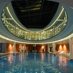 Fantastischer Indoor-Pool