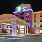 Welcome to the Holiday Inn Express Chillicothe East