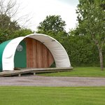 Camping Pod, The Old Oaks