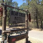 Bear Creek Motel and Cabins Foto