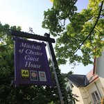 Foto de Mitchell's of Chester Guest House