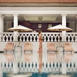 Raffles Hotel Singapore Outdoor Swimming Pool