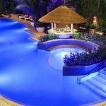 Swimming Pool at Caravelle Hotel Ho Chi Minh City