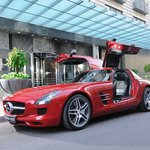 Package SLS AMG with gull wing doors
