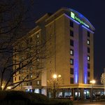 Our Leeds Holiday Inn Express hotel