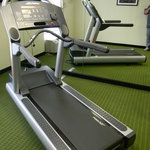 New LifeFitness Treadmill with personal monitor