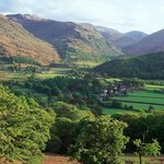 Rosthwaite from NE
