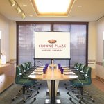 A choice of 14 meeting rooms of varying sizes and outlooks