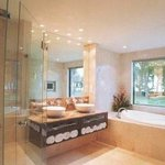 Garden Grand Suite Bathroom