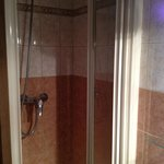 (Small) shower stall
