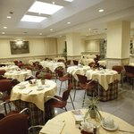 Breakfast Buffet at Gran Hotel Conde Duque Madrid