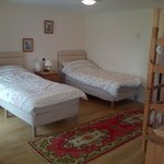 Ground floor en-suite family/double/twin (pets welcome)