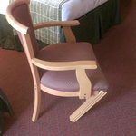 broken chair